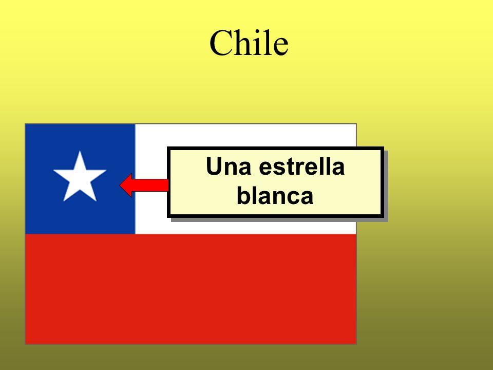 Chile Una estrella blanca