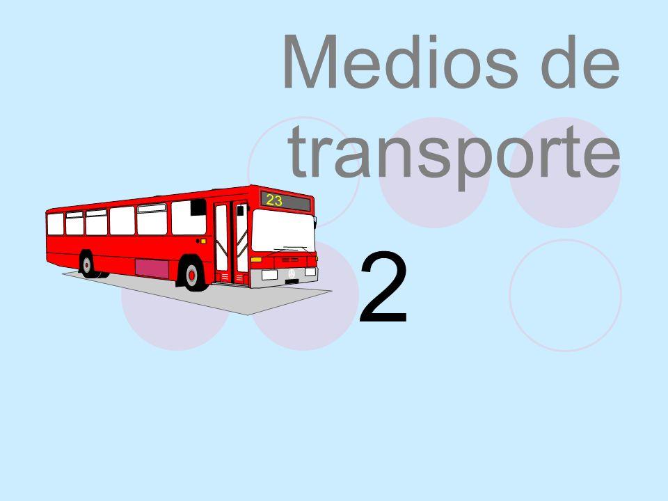 Medios de transporte 2