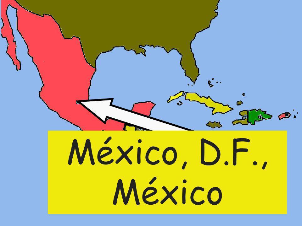 México, D.F., México