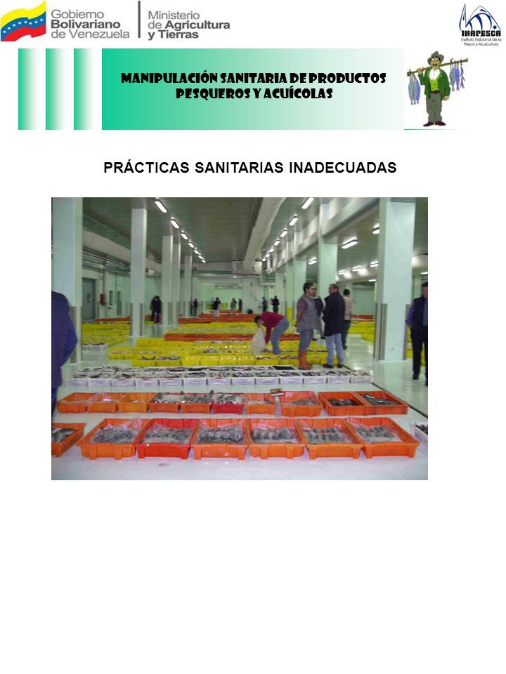 PRÁCTICAS SANITARIAS INADECUADAS