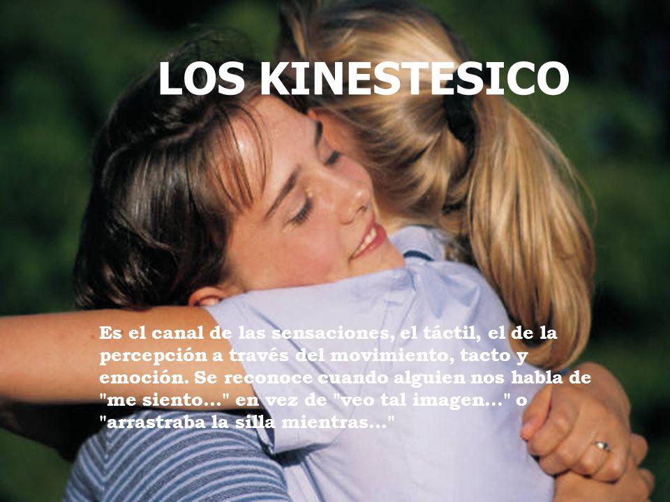 LOS KINESTESICO