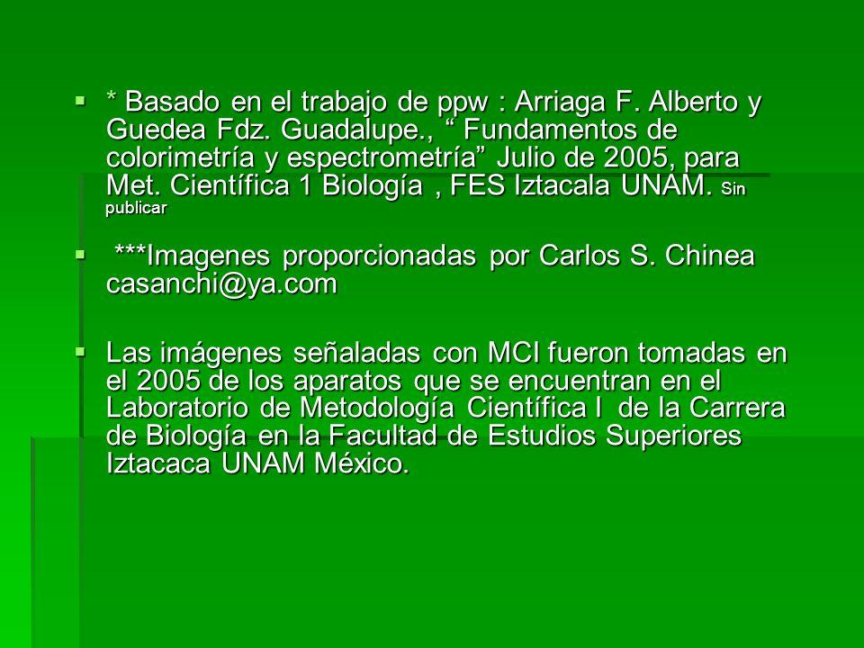 Basado en el trabajo de ppw : Arriaga F. Alberto y Guedea Fdz