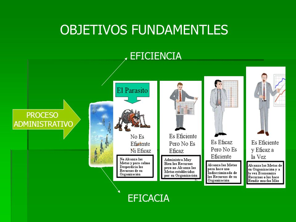 OBJETIVOS FUNDAMENTLES