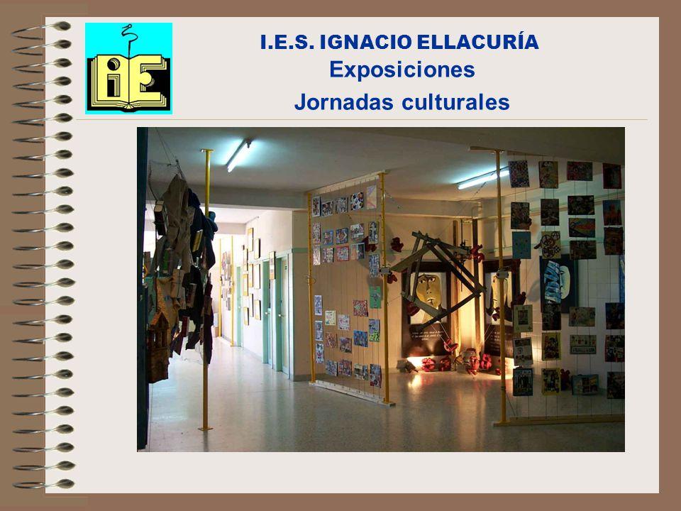 Exposiciones Jornadas culturales