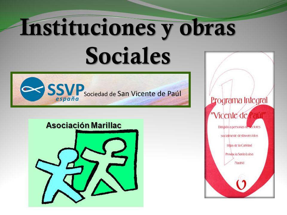 Instituciones y obras Sociales