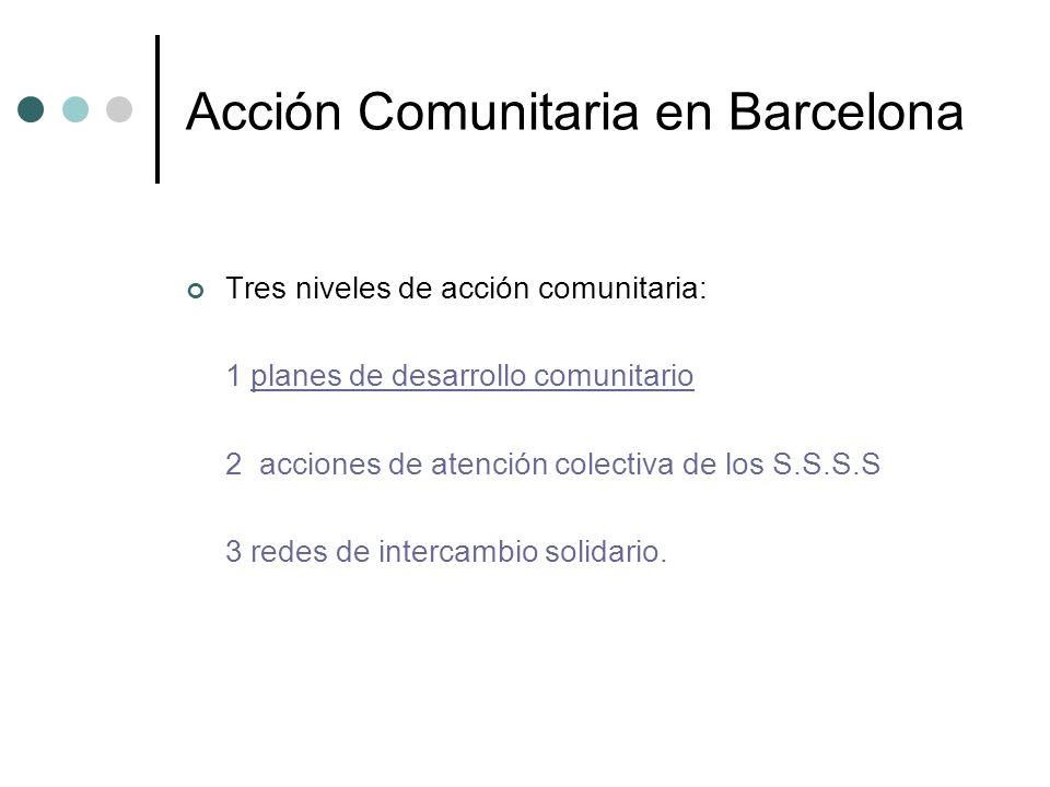 Acción Comunitaria en Barcelona