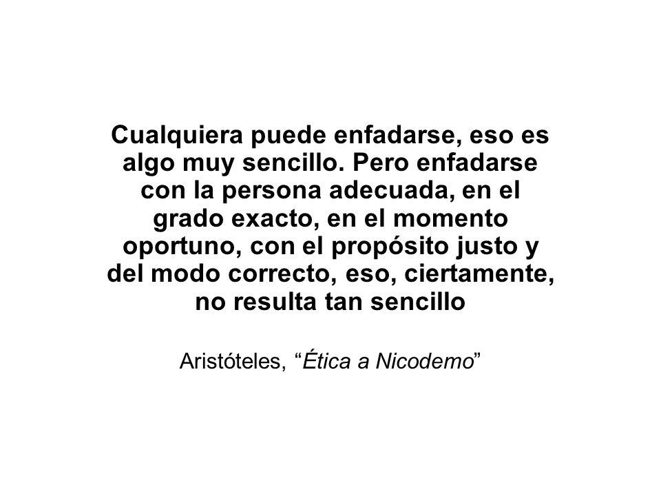 Aristóteles, Ética a Nicodemo