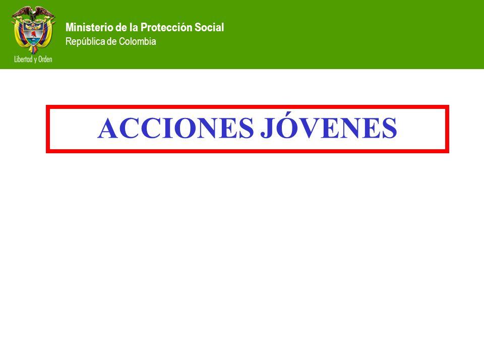 ACCIONES JÓVENES