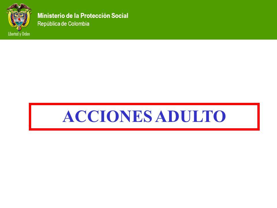 ACCIONES ADULTO