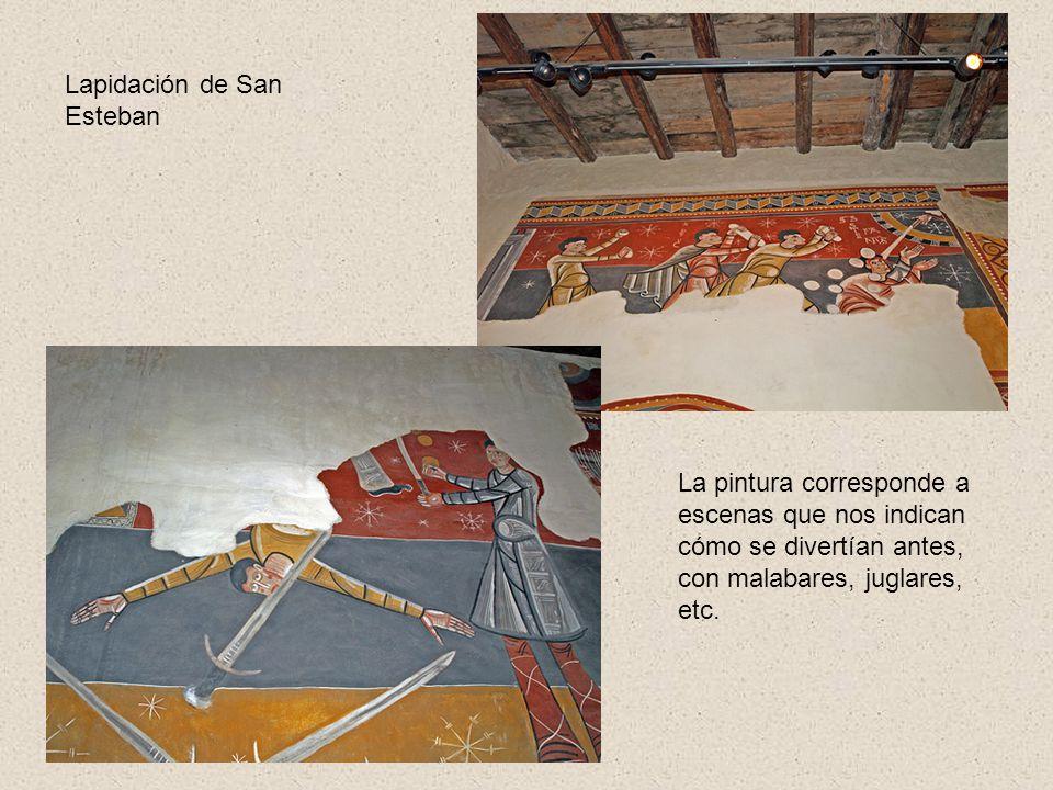 Lapidación de San Esteban