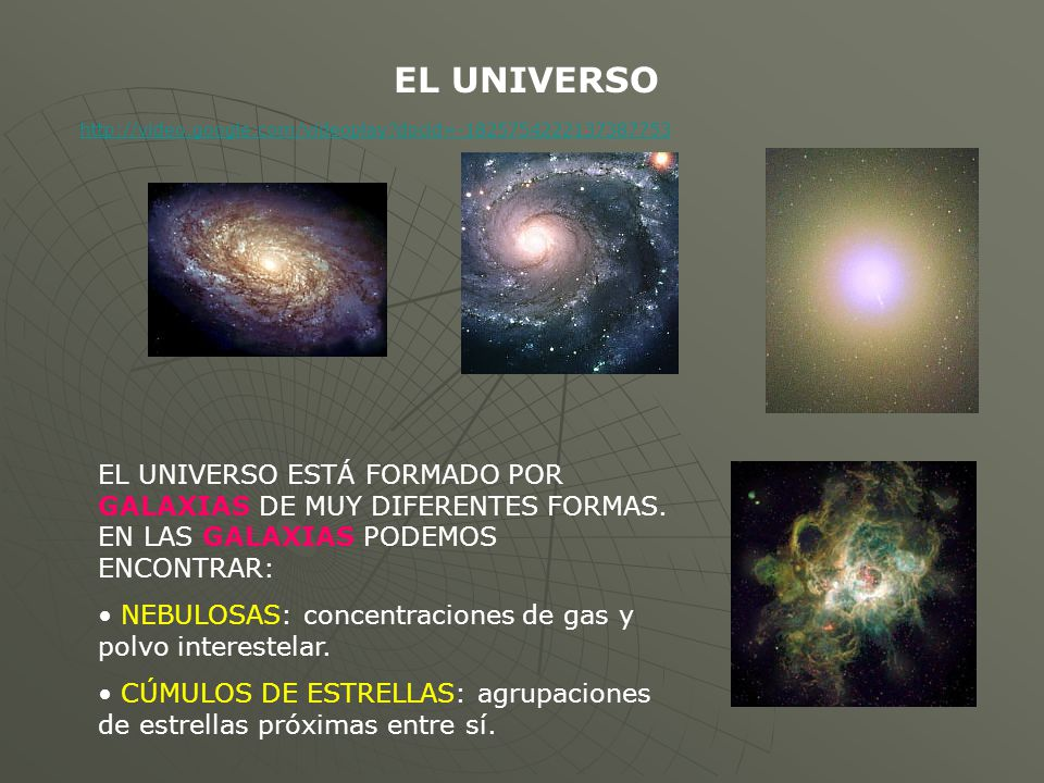 EL UNIVERSO http://video.google.com/videoplay docid=-1825754222137387753.