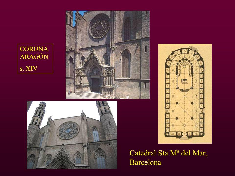 Catedral Sta Mª del Mar, Barcelona