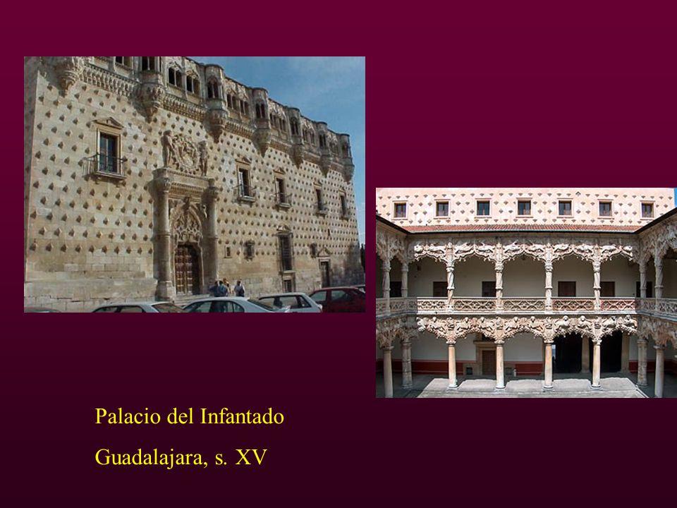 Palacio del Infantado Guadalajara, s. XV