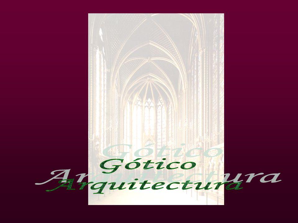 Gótico Arquitectura