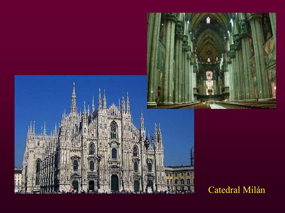 Catedral Milán