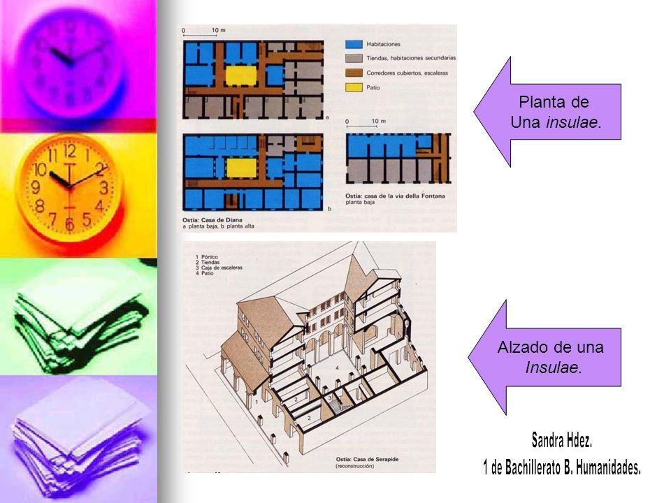 1 de Bachillerato B. Humanidades.