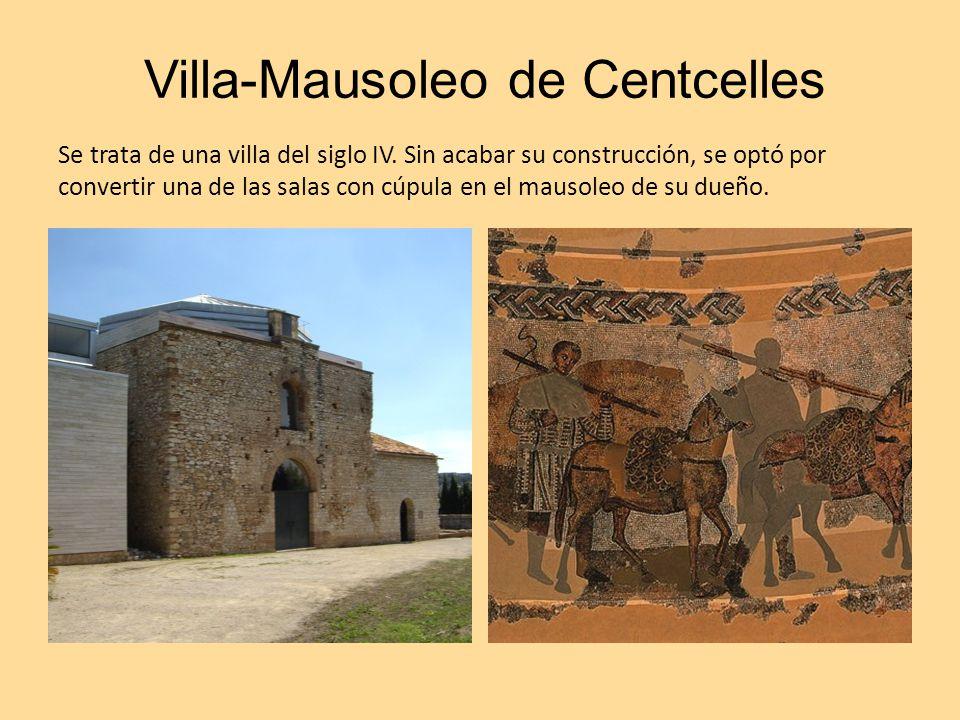 Villa-Mausoleo de Centcelles