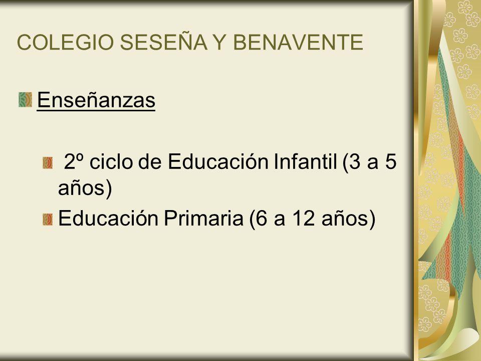 COLEGIO SESEÑA Y BENAVENTE