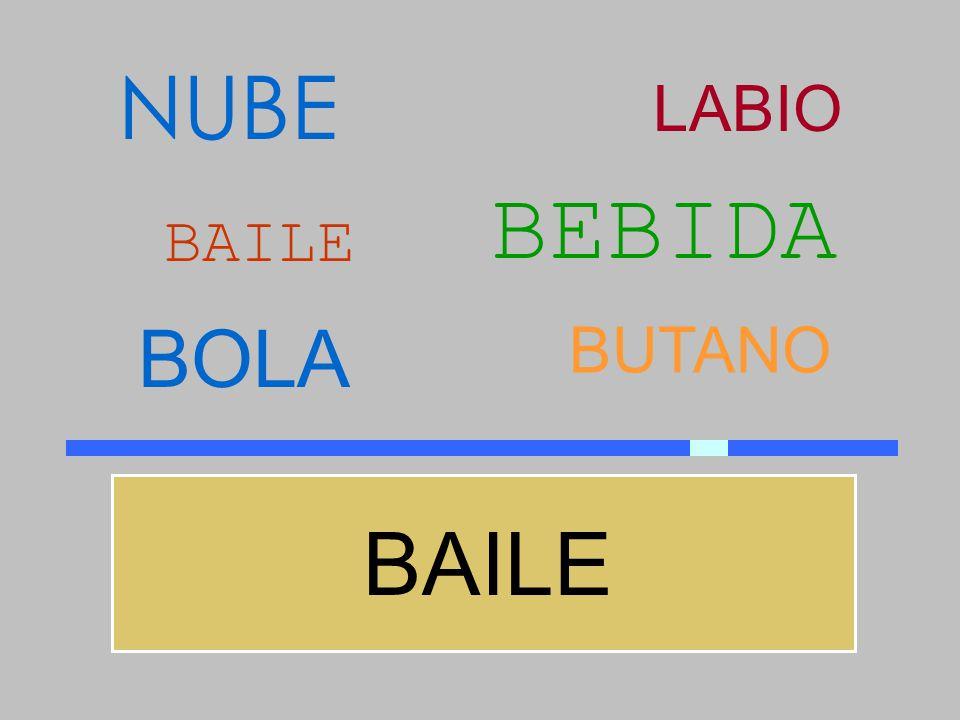 NUBE LABIO BEBIDA BAILE BOLA BUTANO BAILE