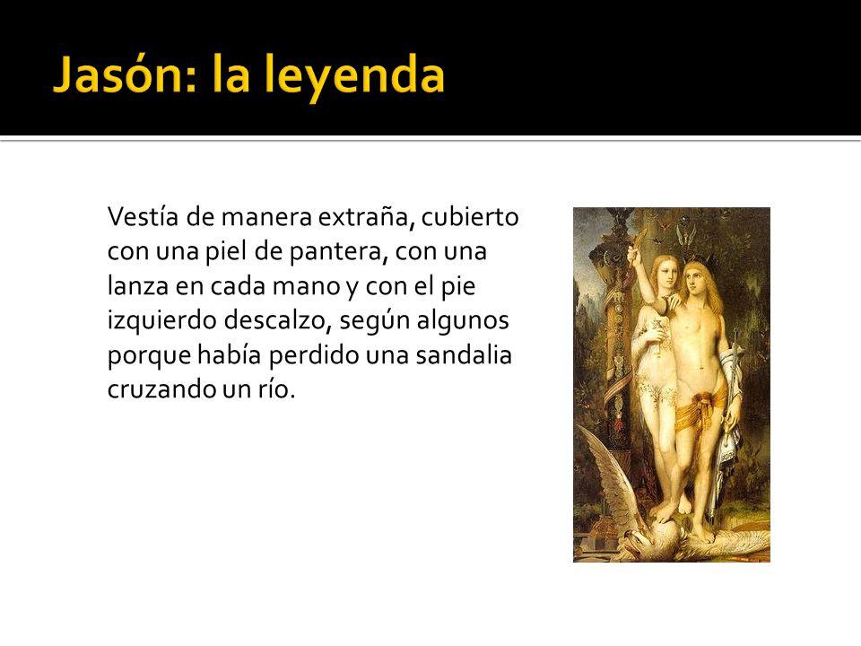 Jasón: la leyenda