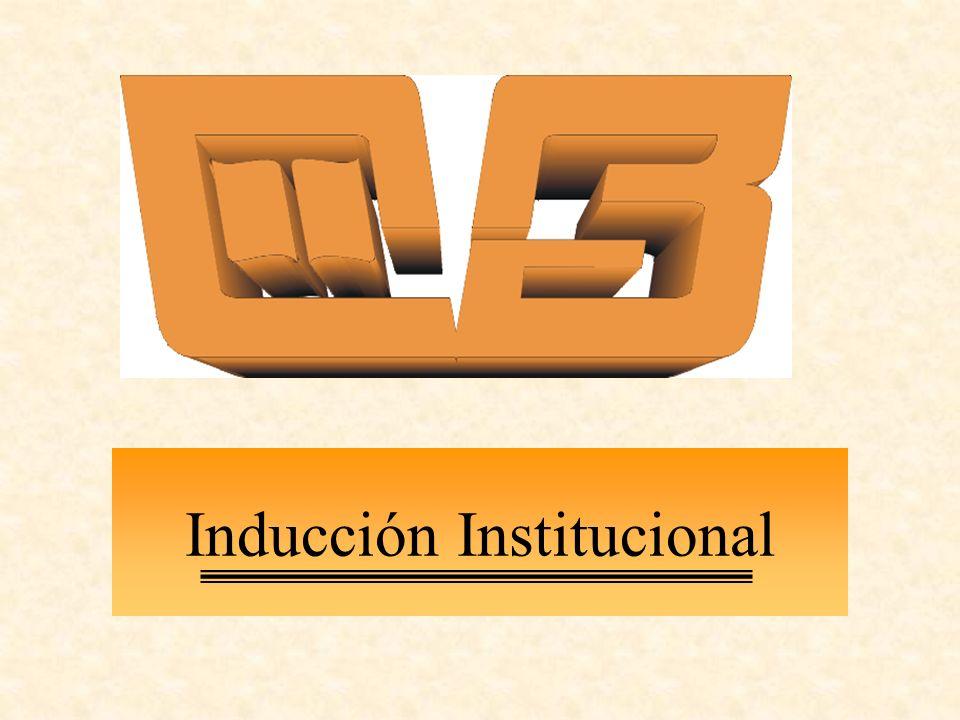 Inducción Institucional