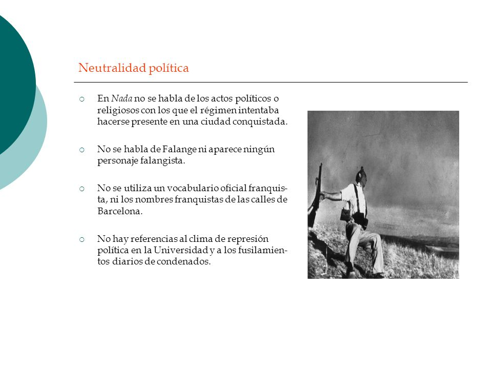 Neutralidad política