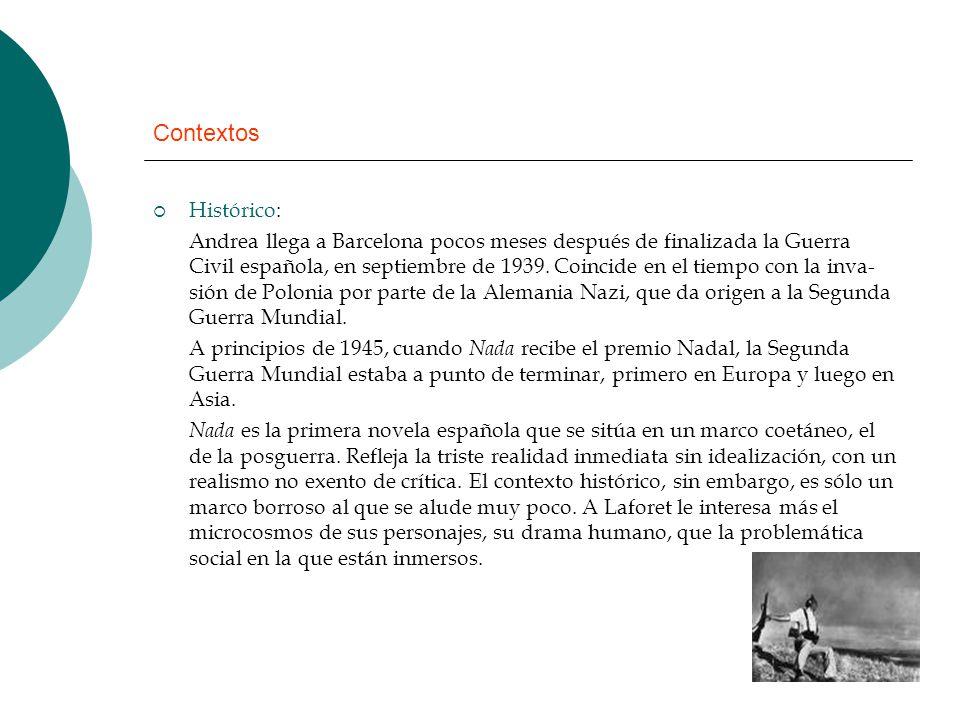 Contextos Histórico: