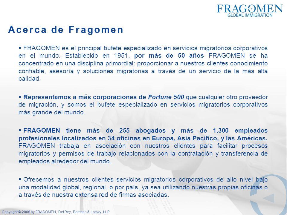 Acerca de Fragomen