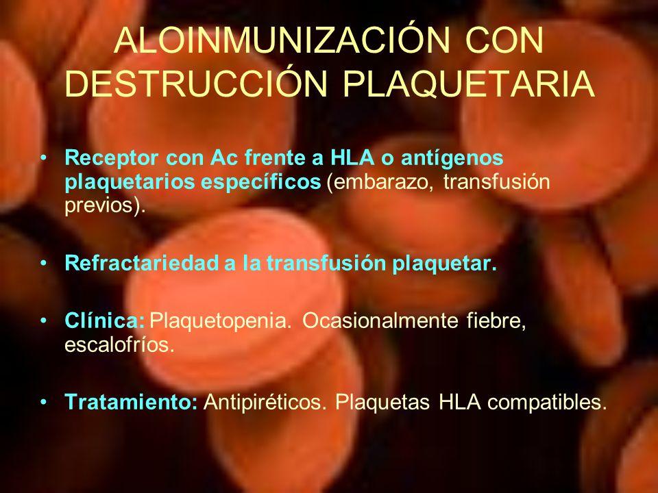 ALOINMUNIZACIÓN CON DESTRUCCIÓN PLAQUETARIA