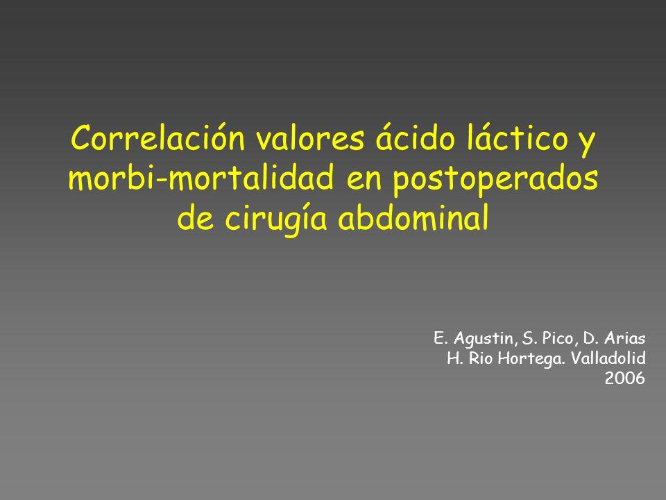 E. Agustin, S. Pico, D. Arias H. Rio Hortega. Valladolid 2006