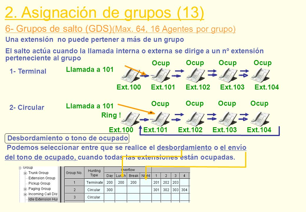 2. Asignación de grupos (13)