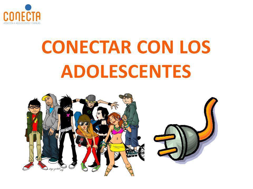 CONECTAR CON LOS ADOLESCENTES