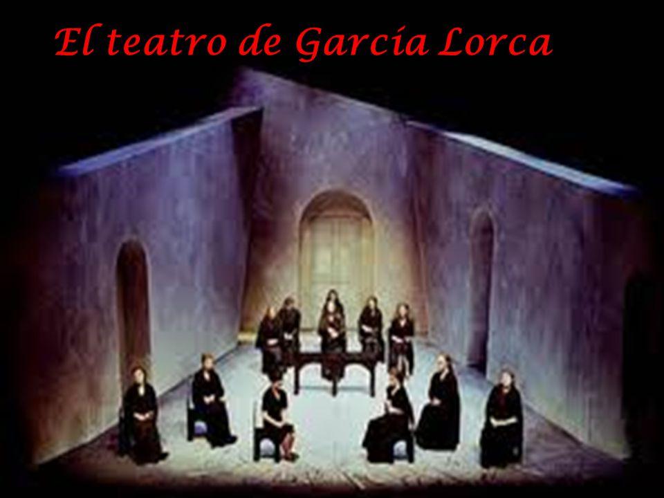 El teatro de García Lorca