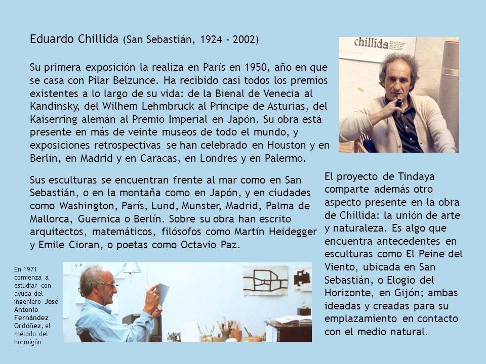 Eduardo Chillida (San Sebastián, 1924 - 2002)