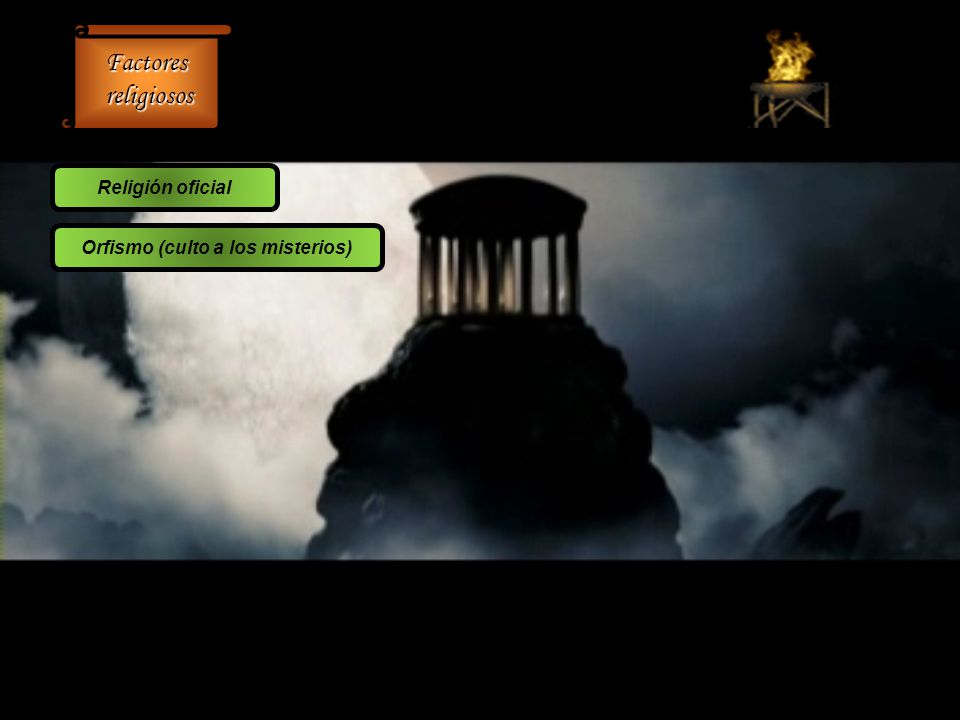 Orfismo (culto a los misterios)