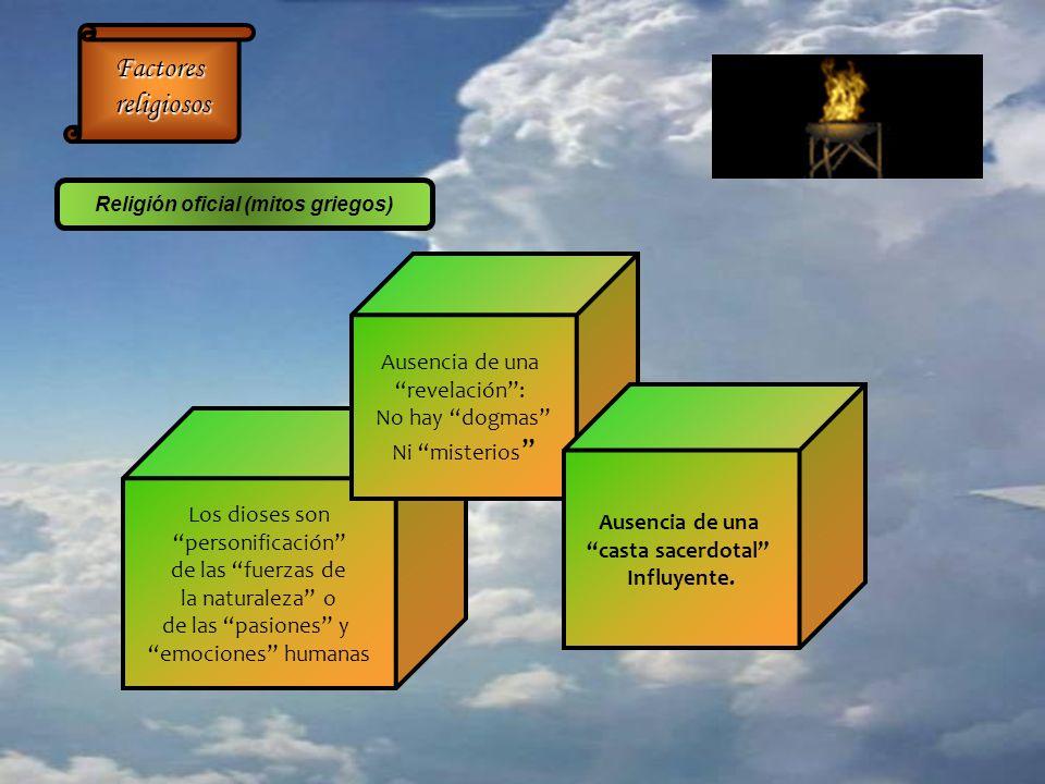 Religión oficial (mitos griegos)