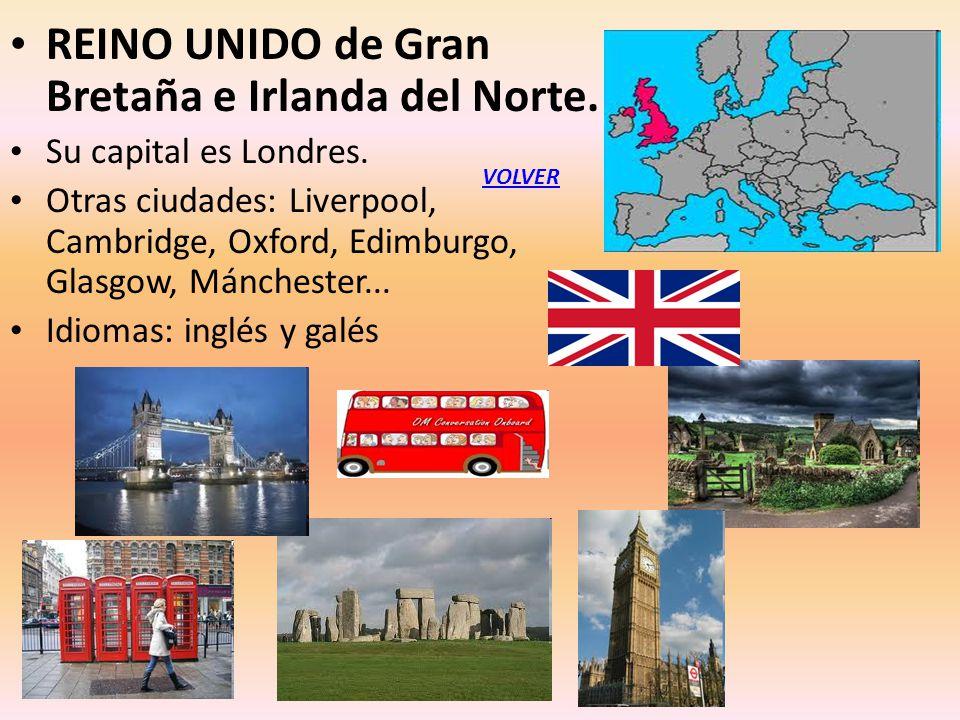 REINO UNIDO de Gran Bretaña e Irlanda del Norte.