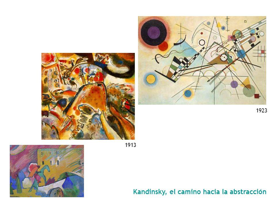 Kandinsky, el camino hacia la abstracción