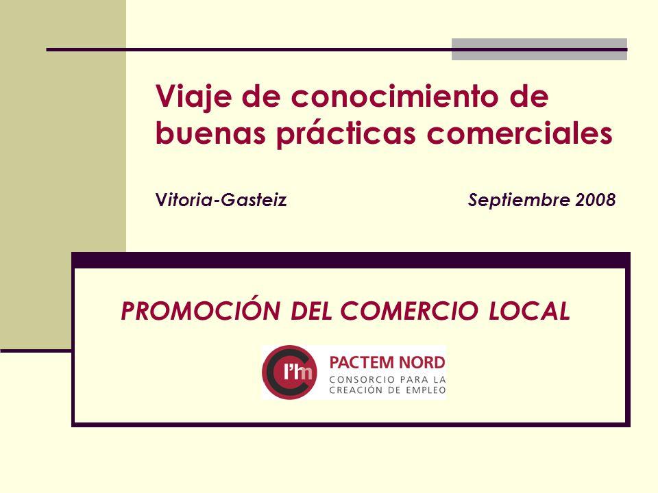 PROMOCIÓN DEL COMERCIO LOCAL