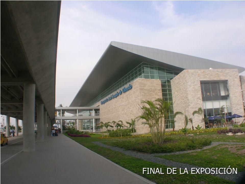 FINAL DE LA EXPOSICIÓN