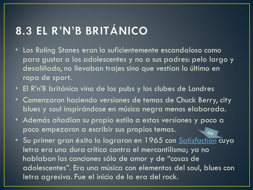8.3 EL R'N'B BRITÁNICO