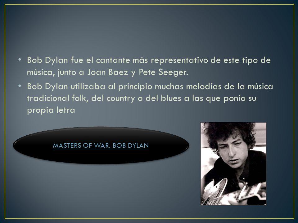 MASTERS OF WAR. BOB DYLAN