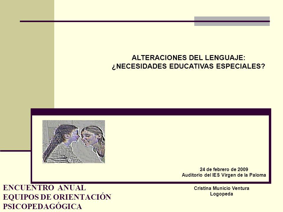 ENCUENTRO ANUAL EQUIPOS DE ORIENTACIÓN PSICOPEDAGÓGICA