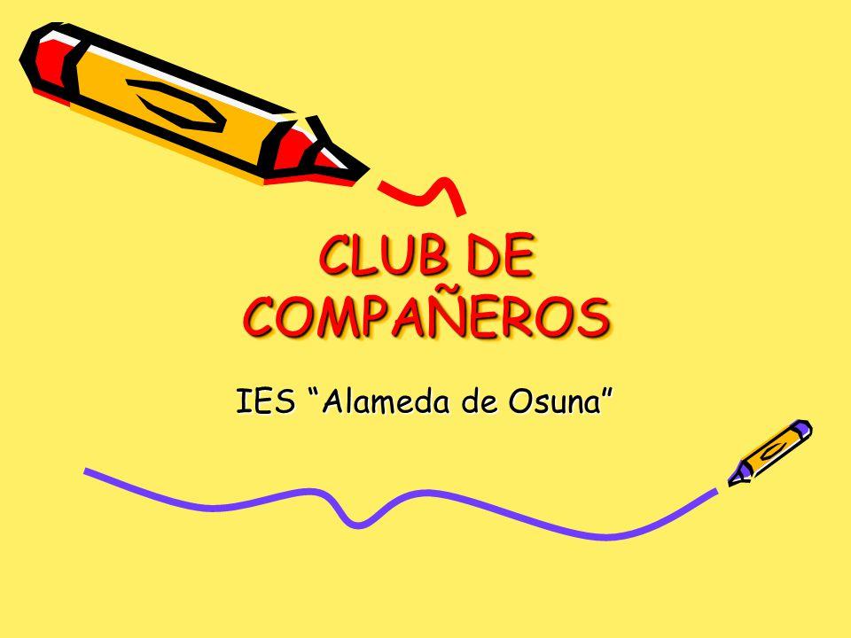 CLUB DE COMPAÑEROS IES Alameda de Osuna