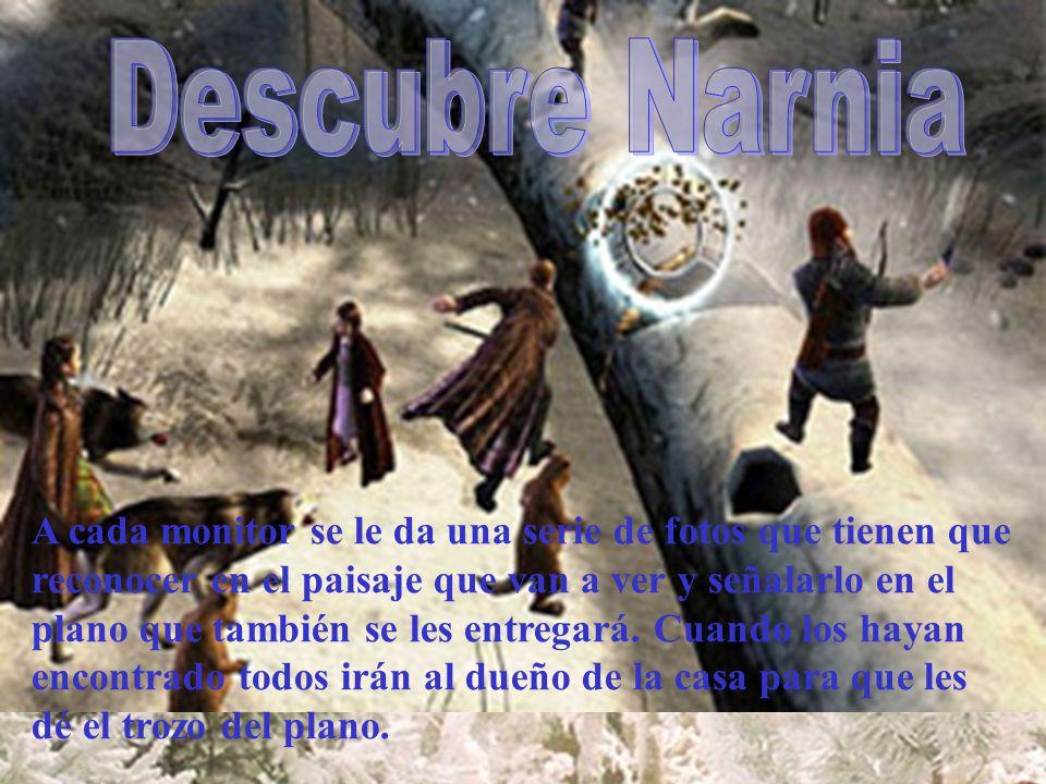 Descubre Narnia