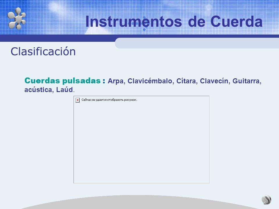 Instrumentos de Cuerda