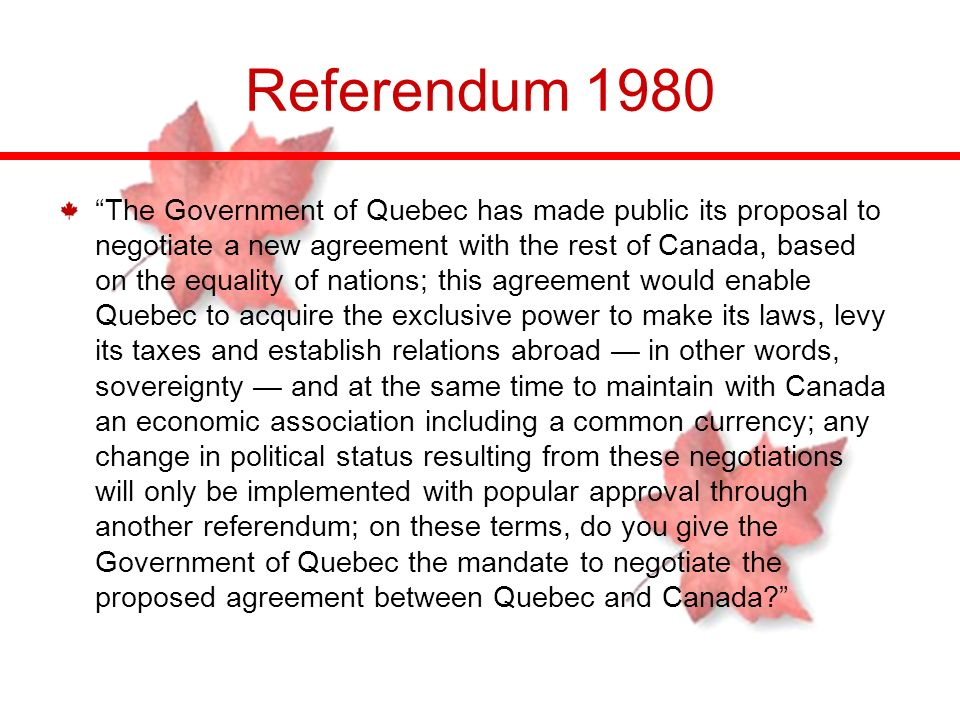 Referendum 1980