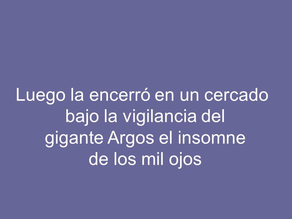 gigante Argos el insomne