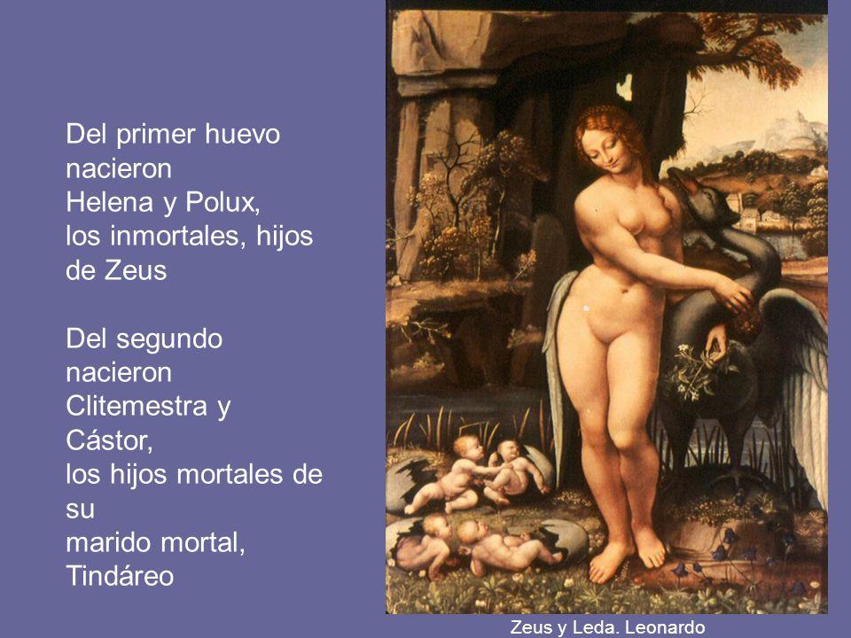 los inmortales, hijos de Zeus