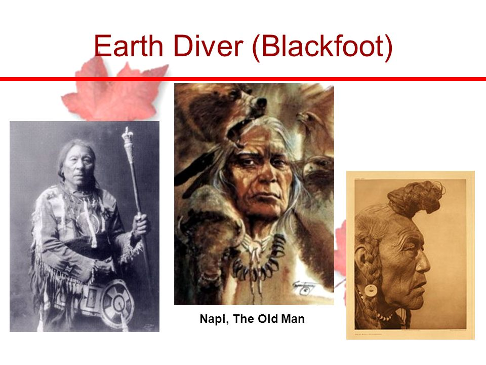 Earth Diver (Blackfoot)